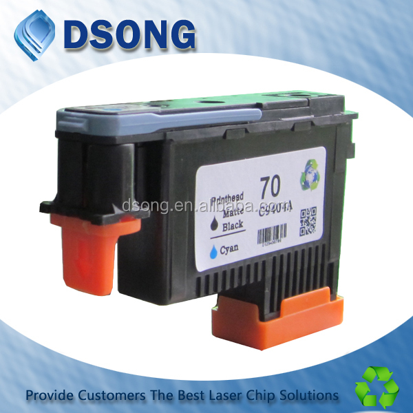 Excellent quality Printer head for HP 70 ink cartridge