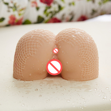Adult toy sex toy Yin hip aircraft reverse mould cup entity doll Male appliances