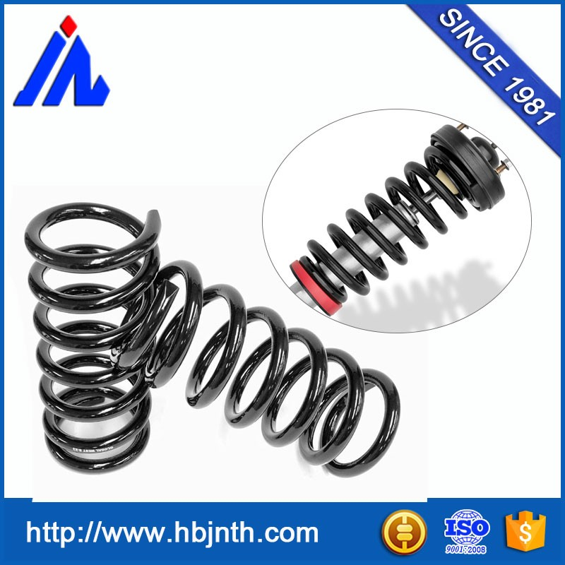 powder coated motorcycle coil spring for shock absorber