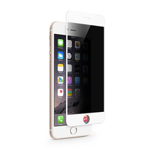 Anti-peeping Tempered Glass 3D Screen Protector For iPhone 6