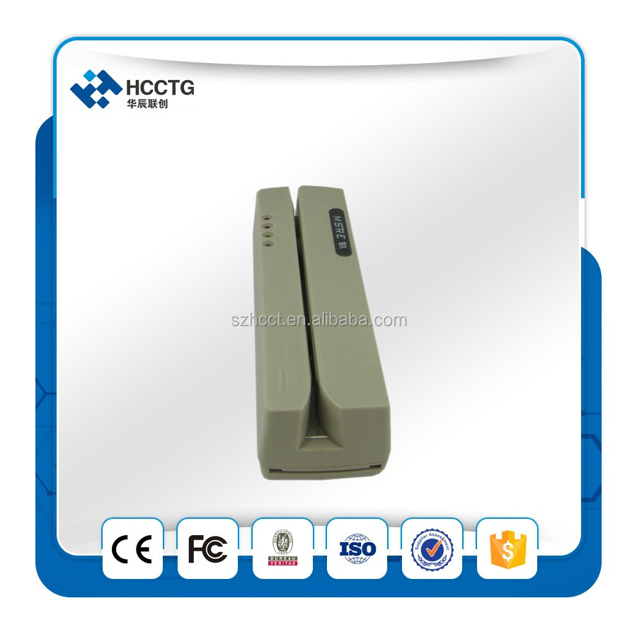 Portable Magnetic Strip Cards Writer/Skimmer --HCC206