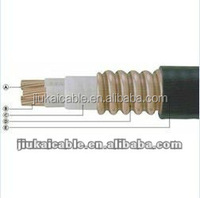 Top sale in Panama! Q/HHD05 DJYPVP PE Insulated PVC sheathed Coper Wire Braid shield 300v Computer Cable