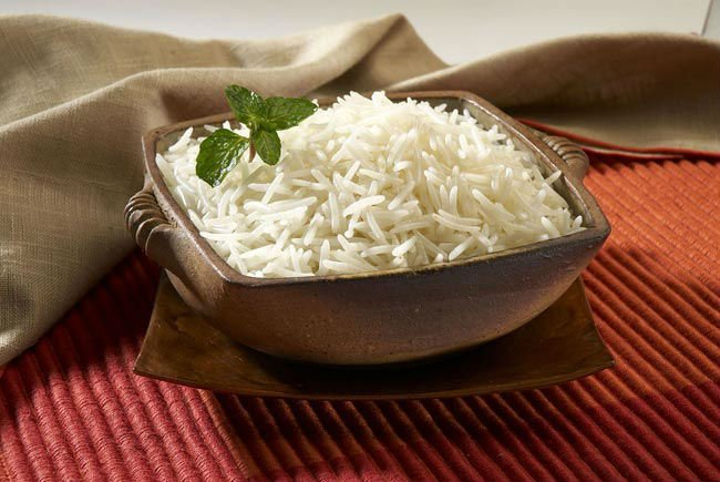 Special price for Basmati rce