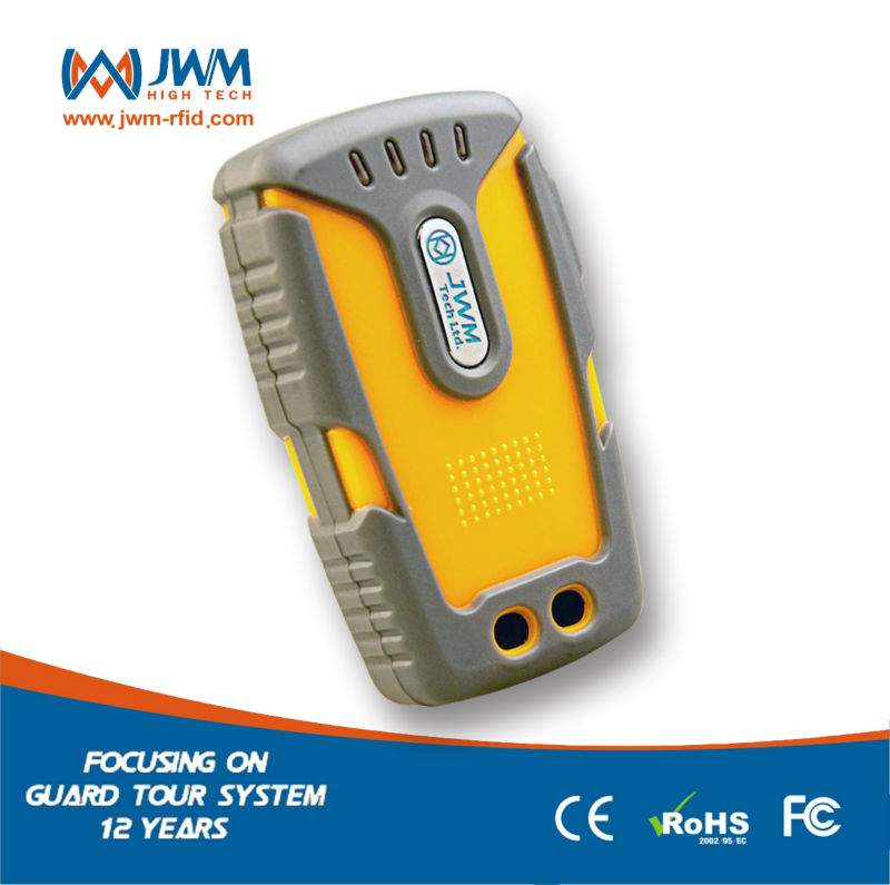 GPS GPRS handheld patrol system, handheld guard/vehicle tracking system