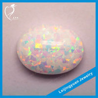 High quality cheap price of white opal stone
