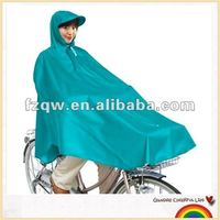 Convenient bicycle rain poncho riding raincoat