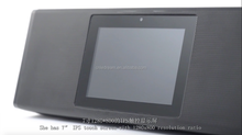 7 inch touch screen Tablet pc Multimedia Speaker