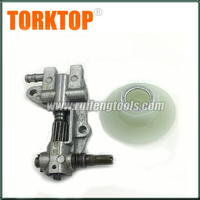China 4500 5200 5800 chain saw spare parts oil pump
