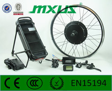 1000w battery powered bicycle kit