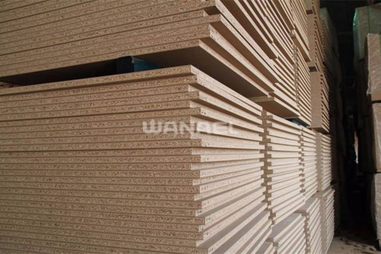 Factory Wanael Wardrobe And Table Panels, Mdf With Wooden Texture Hpl Laminate Fiberboard
