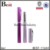 Shanghai Best 6ml cosmetic perfume spray bottle red color pen perfume spray bottle pocket sized perfume spray bottle