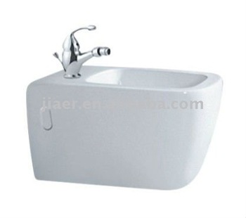 KF03 Cheap Bathroom Wall Hung Ceramic Bidet toilet for wholesale