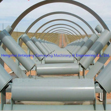 Belt width 1200mm,toughed belt conveyor frame and roller idler