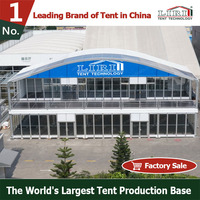 LIRI 10x10m Double Deck Event Tent on promotion
