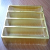 4 compartment insert golden tray
