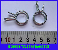 ISO9001,TS16949, RoHS compliant professional and high quality hose pipe clip