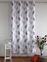 paper printing curtains