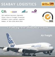 Air freight from China to VCP / GRU. Sao Paulo. Brazil