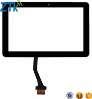 OEM Quality for Samsung Galaxy Tab2 P5100 touch screen 10.1 inch tablet digitizer glass lens replacement