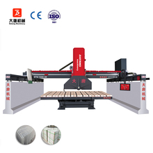 DTQ-1000/1200-4D second hand bridge saw automatic stone cutting machine