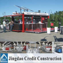 container prefabricated kitchens
