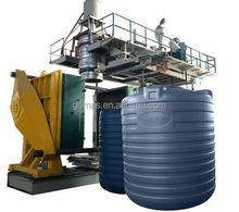 Plastic water tank making machine