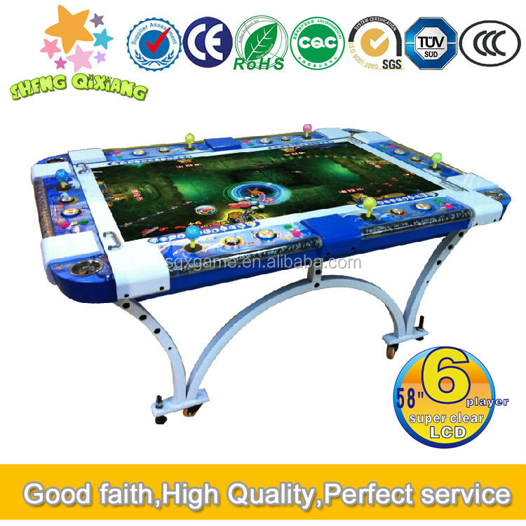 Electronic fishing game