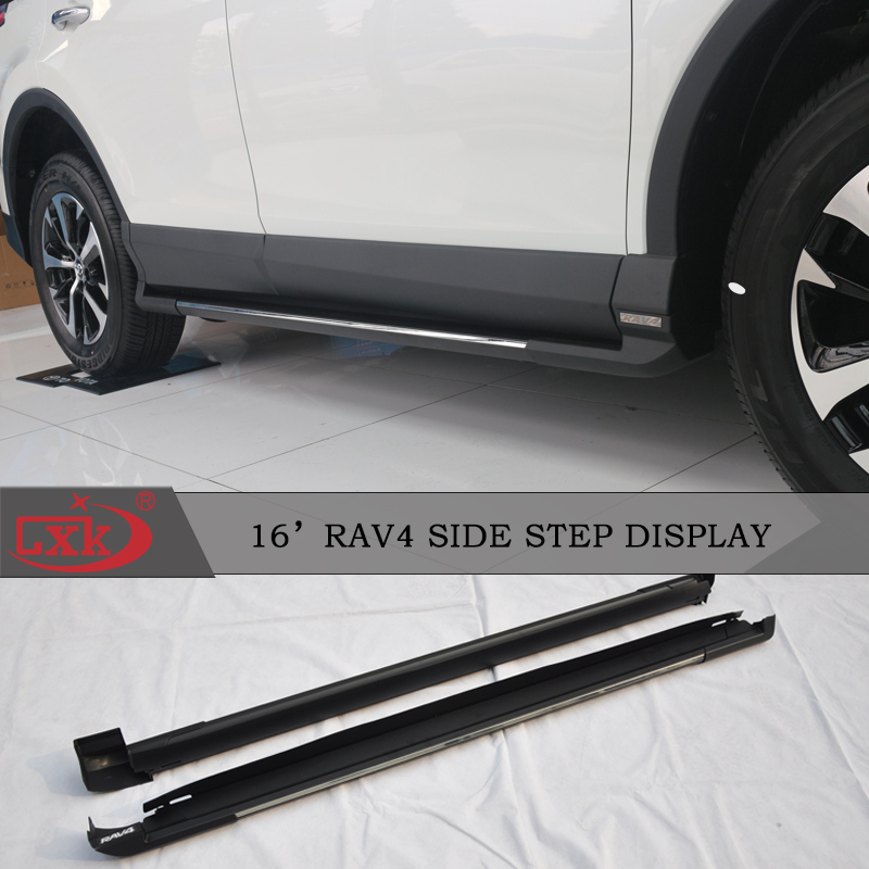High quality OE style running board side step for RAV4 2016+