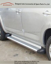 aluminium side bar car, side bar car accessories for RAV4 side steps,grille guard