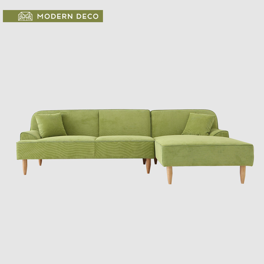 Simple Design Home Furniture L Shape Sofa