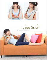 Zhengqi 12V home and car use electric neck massager as seen on TV