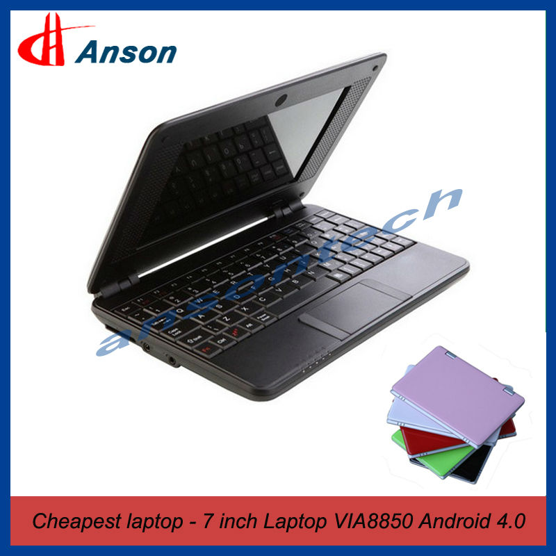 "China Market Hot Sale 7"" Mid Book Laptop"