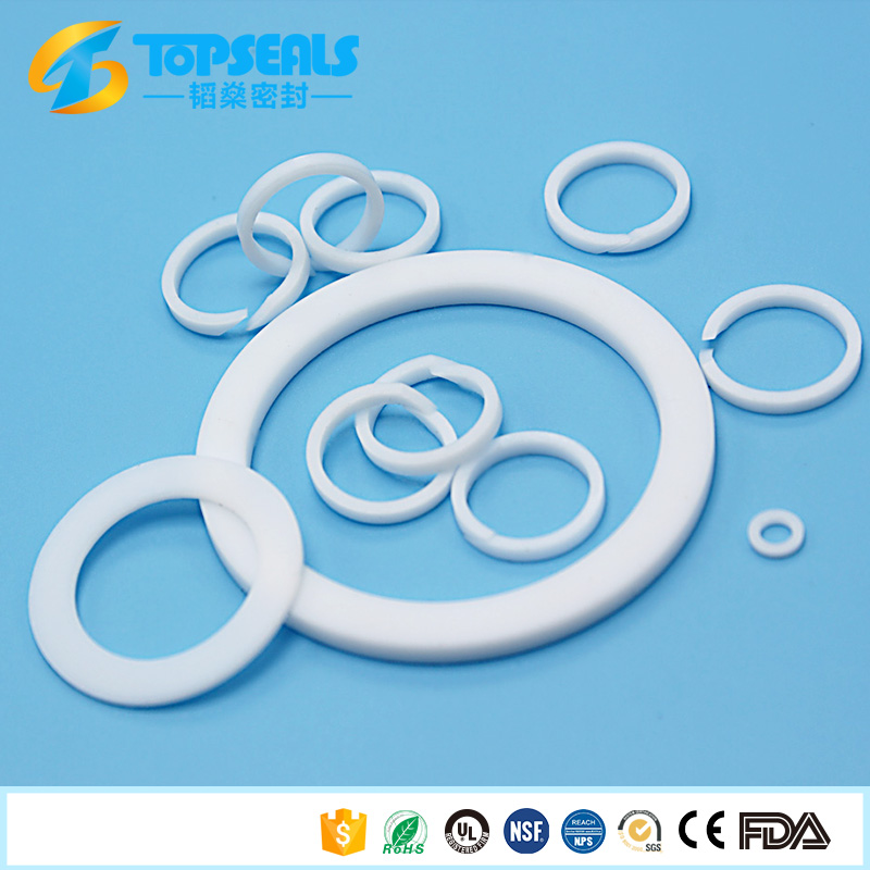 Flat Ring Enveloped ptfe teflon flange gasket