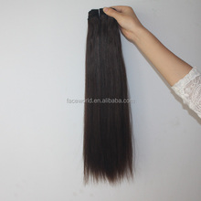 Factory hair wholesale top quality human hair last long color #2 peruvian hair