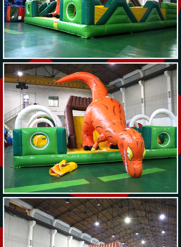 customized inflatable amusement city, park , playground for kids on sale