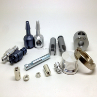 OEM cnc machining service manufacture anodize turning part medical equipment spare parts