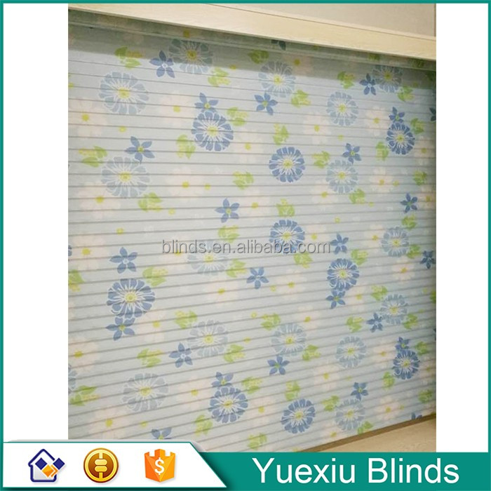 Good Qulity Double Layer Ready-Made Plain Shangri-La Blind Parts,Printed Shangri-La Blinds