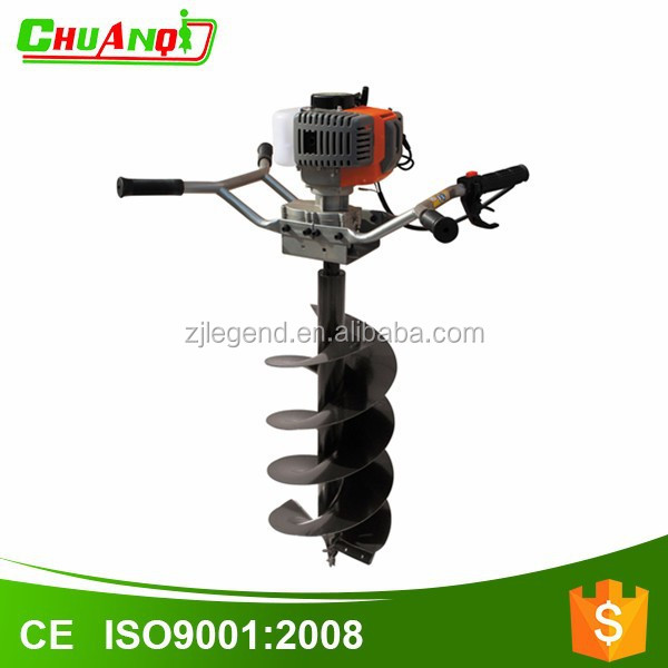 5.5 HP names of garden tools hand drill hole digging tools