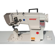Automatic computerized leather sewing smart used shoe repair sewing machine