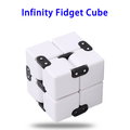 Wholesale Stress Relief Toy Magical Anti Stress Fidget Cube Infinity