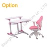 Kids Cartoon Study Table And Chair