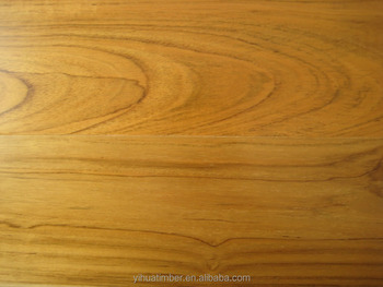 ST01 Teak ABC hot sale very stable smooth teak wood flooring indonesia