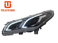 TLZ 2015 HYUNDAI Sonata 9 (with daytime running) Q5 double optical lens xenon headlight assembly