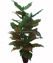 LSD-1125221 Wholesale Green Artificial Plant Decorative Make Cheap Indoor Artificial Ornamental Plants