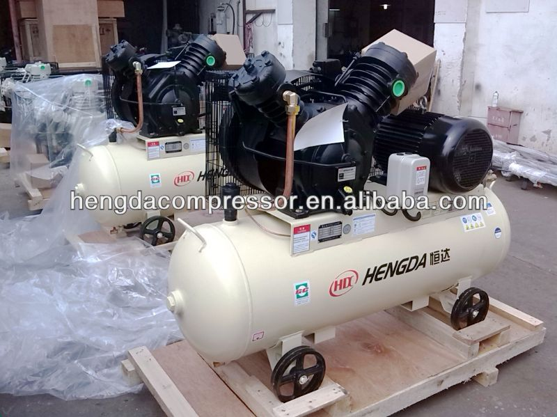 High Pressure air compressor car 32CFM 1015PSI 20HP 0.9m3 70bar 15kw