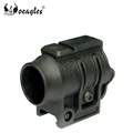 25mm Ring 19mm bayonet Aluminium Alloy scope mount for Telescopic Sights