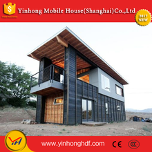 Low price fast assembly sandwish panel mobile home house for classrooms, hotel, villa, carport, etc