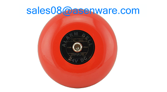 Fire alarm 97 db 200mm 8 '' fire alarm bell
