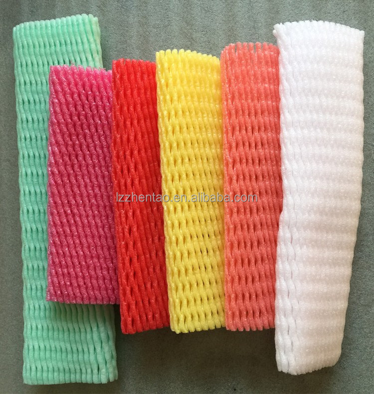 China Supplier Mango Foam Fruit Net Cover