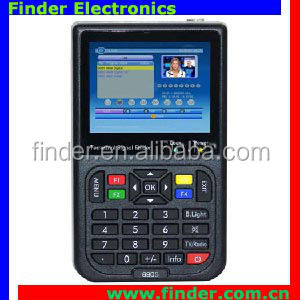 Satellite finder satlink ws-6905 dvb-t digital satellite finder meter dvb-t modulator